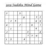 Sudoku Printable Hard   Twoj Doktor