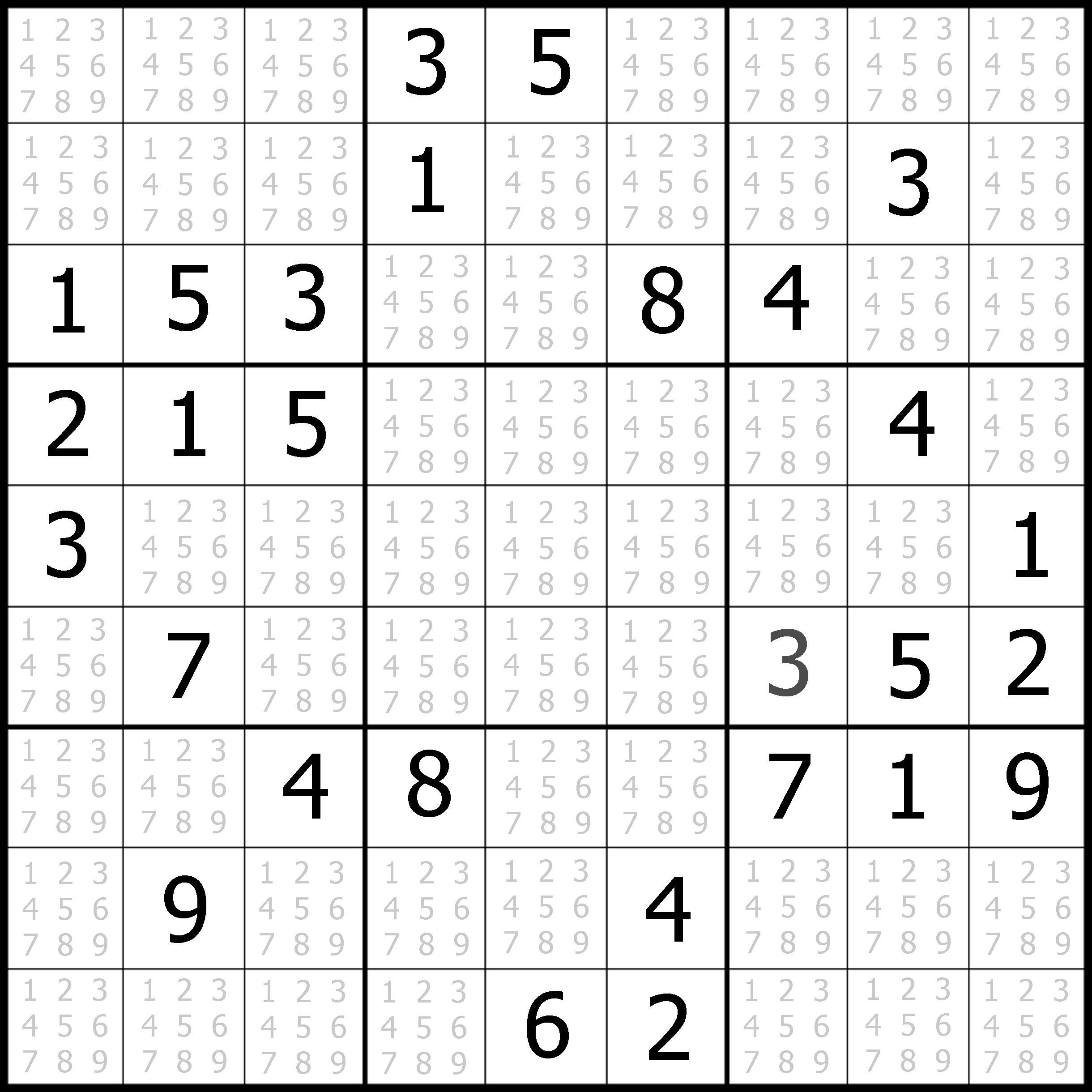 Sudoku Puzzler | Free, Printable, Updated Sudoku Puzzles
