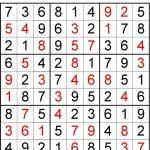 Sudoku Puzzles: Medium   Pdf Free Download