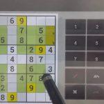Sudoku Solver  How To Solve Hyper Sudoku Very Easy #1