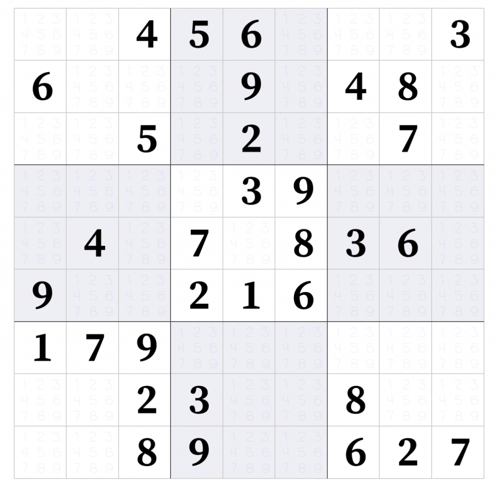 Sudokulinks – A Stepstep Tutorial On How To Play Sudoku