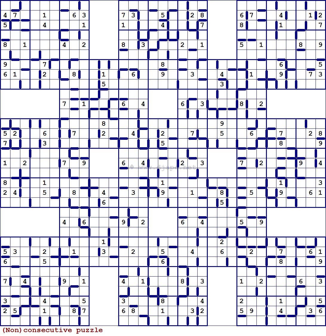 Sumo Sudoku | Puzzle, Riddles, Brain Games
