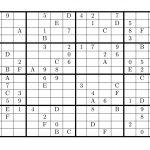 Tirpidz's Sudoku: 2010