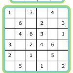 Week 7: Learning Math With Sudoku | Sudoku Puzzles, Math For