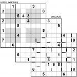 Wendy's Puzzle (Triple Loco Sudoku) | Puzzle, Math