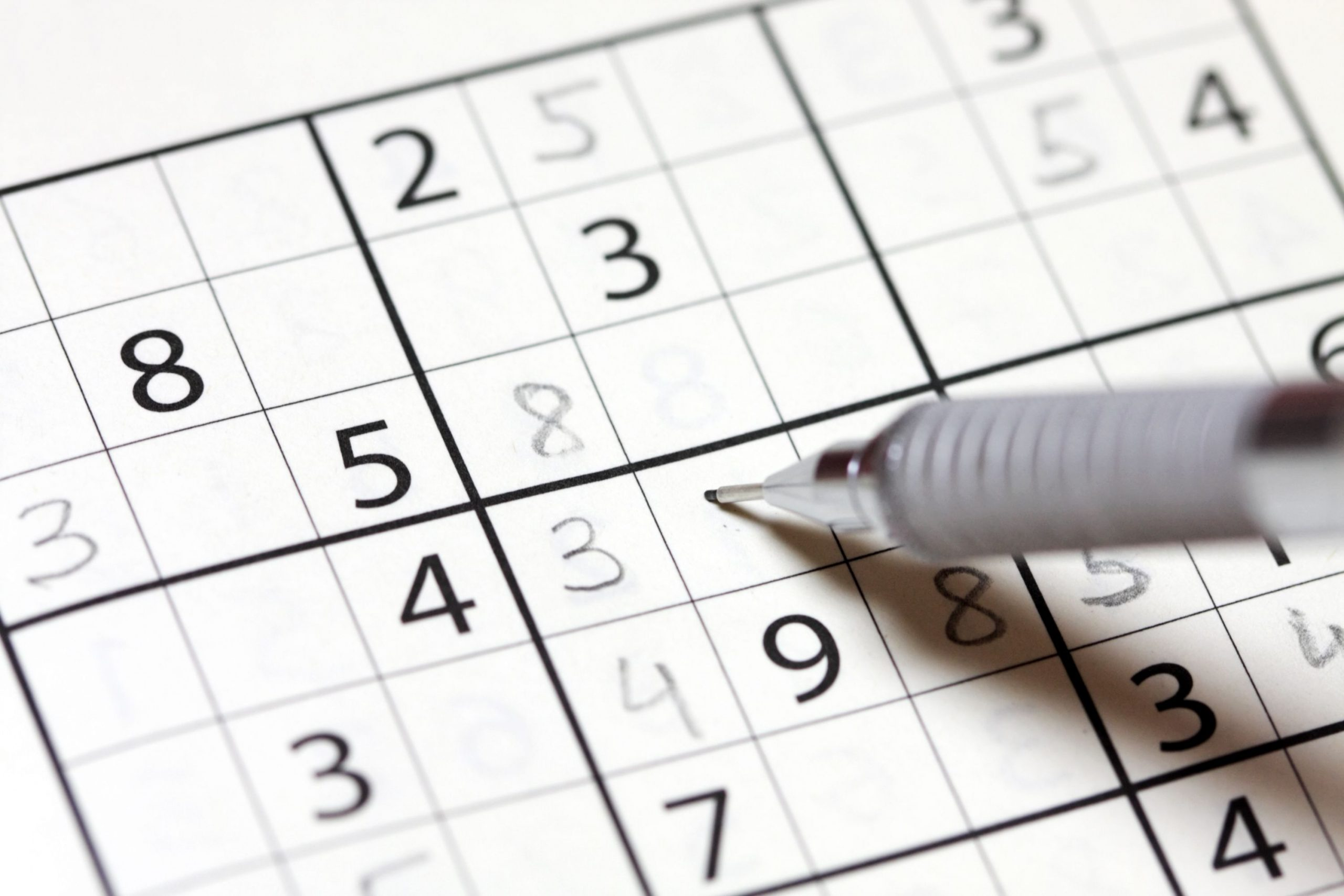 Where To Find Free Sudoku Printable Puzzles
