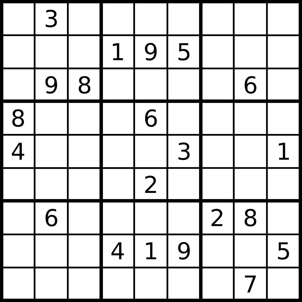 Worksheet Works Sudoku | Printable Worksheets And Activities