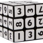 Wow Stuff Mensa Sudoku Puzzle Cube For Brainteasers | Cube