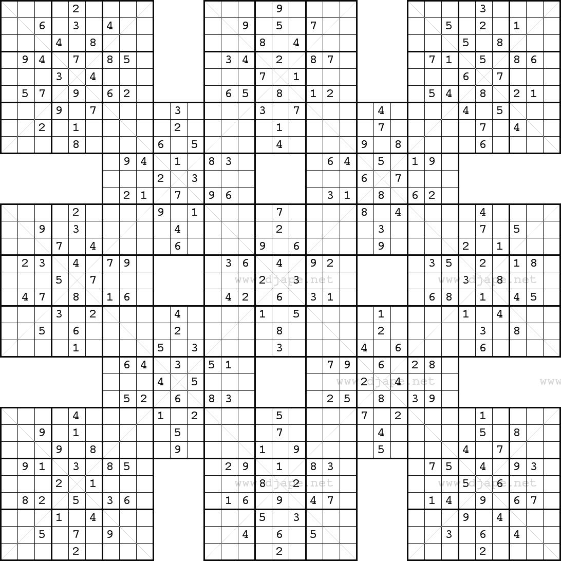 10 Beste Afbeeldingen Van Sudoku - Wiskunde, Spellen En Spel