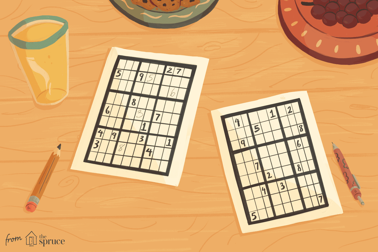 11 Places To Find Easy Sudoku Printables