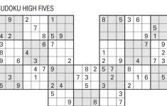 Free Printable Sudoku Pdf