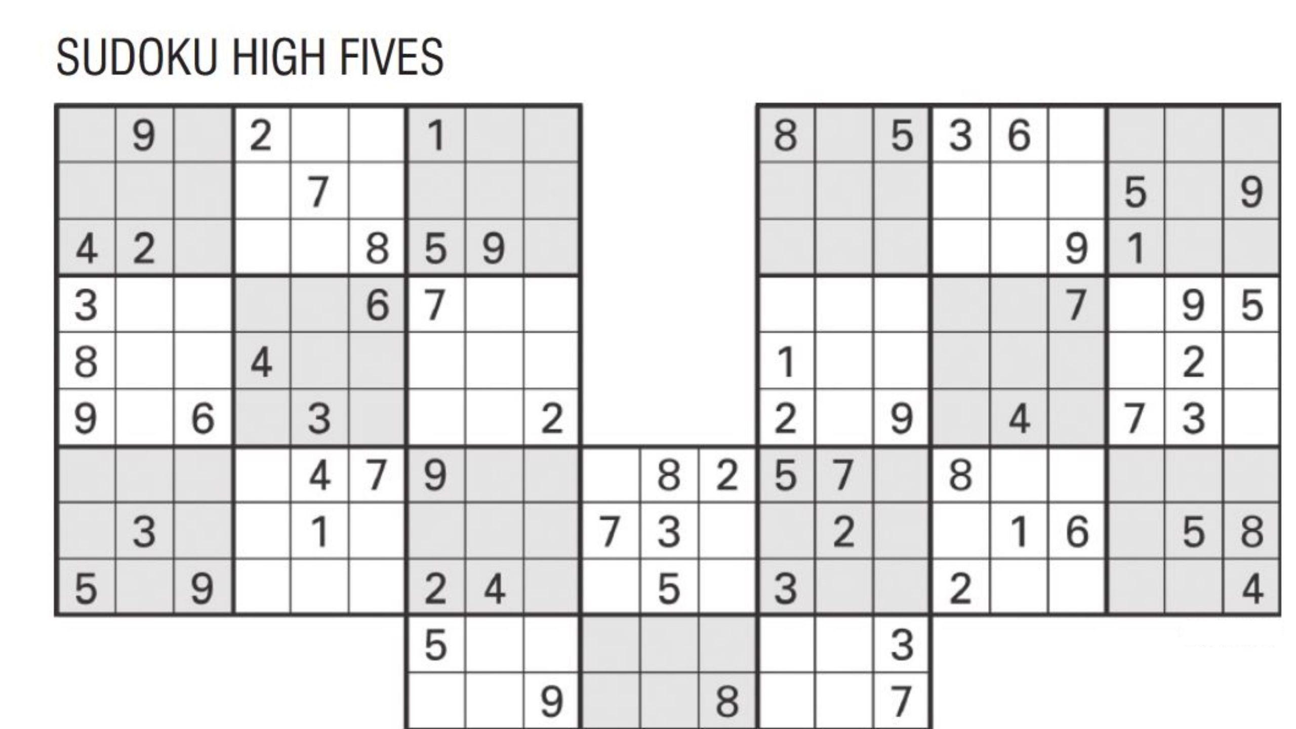34 Free Download Free Printable Sudoku Pdf Doc Cdr 2019