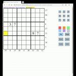 About Sandwich Sudoku Puzzles