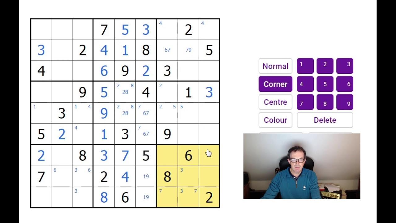 Angelina's Sudoku Request!?