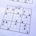 Beginner Printable Sudoku Puzzles 6 Per Page – Book 4 – Free