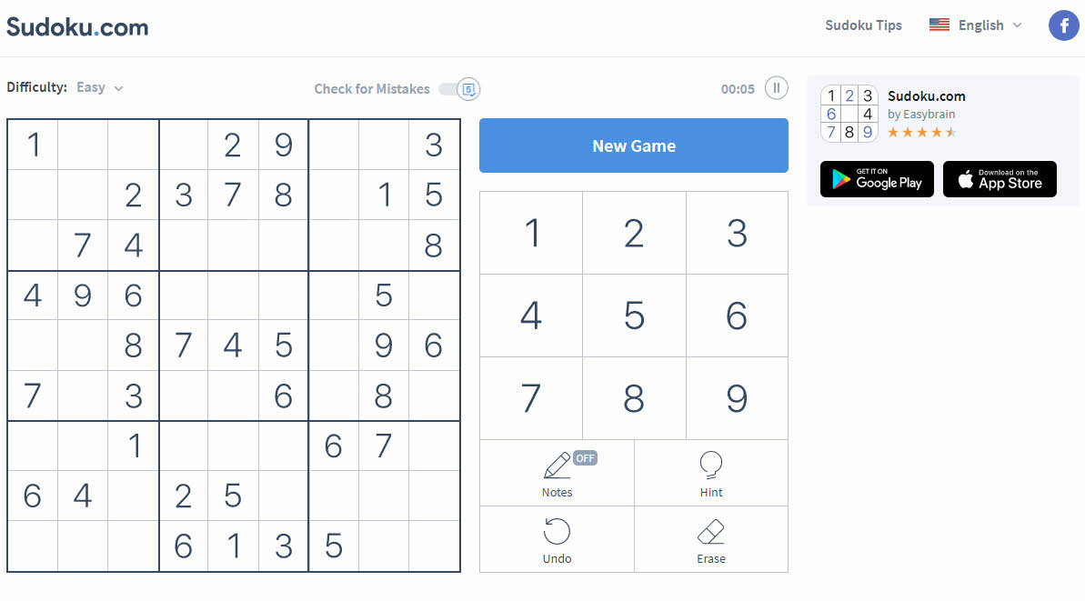 Best Free Sites To Play Sudoku Online