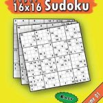 Bol | 16X16 Super Sudoku, Thomas Schreier