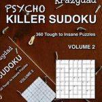 Bol | Krazydad Psycho Killer Sudoku Volume 2, Jim
