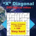 Bol | Luxe Sudoku   Jigsaw Killer Puzzles   X Diagonal