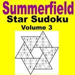 Bol   Star Sudoku Puzzles. Volume 3.