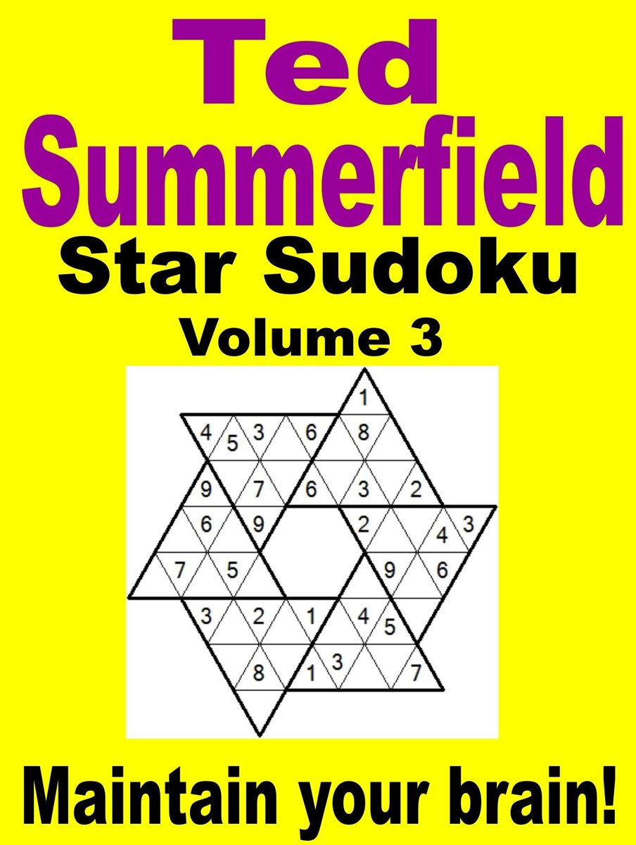 Bol | Star Sudoku Puzzles. Volume 3.