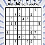Bol | Sudoku Books 365 Days Large Print, Roland Brown