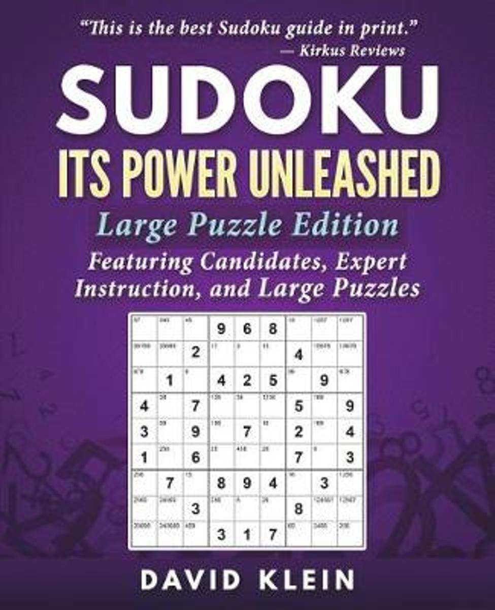 Bol | Sudoku, David Klein | 9781720477389 | Boeken