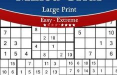 Bol | Sudoku Mixed Grids Large Print – Easy To Extreme