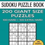 Bol | Sudoku Puzzle Book 200 Giant Size Puzzles, 100