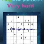 Bol | World Sudoku   Jigsaw Puzzles Very Hard   250