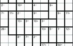 Sudoku 8×8 Printable