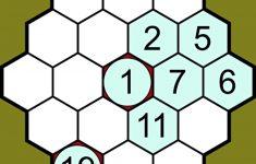 Hexadecimal Sudoku Printable