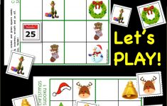 Christmas Sudoku Puzzles Printable