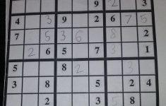Printable Sudoku Memory