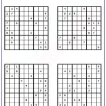Download 05 Sudoku Math Puzzles For Your Kids As Pdf