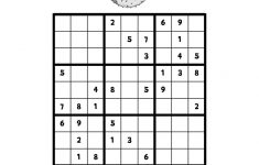 Sudoku For Kids Printable Book