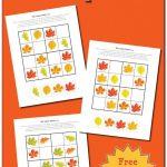 Fall Leaves Sudoku {Free Printable}   Herfst, Spelletjes En