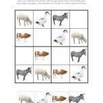 Farm Animals Sudoku Puzzles {Free Printables} | Sudoku