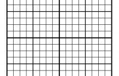 16×16 Sudoku Printable