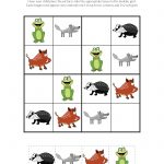 Forest Animals Sudoku {Free Printables}   Gift Of Curiosity