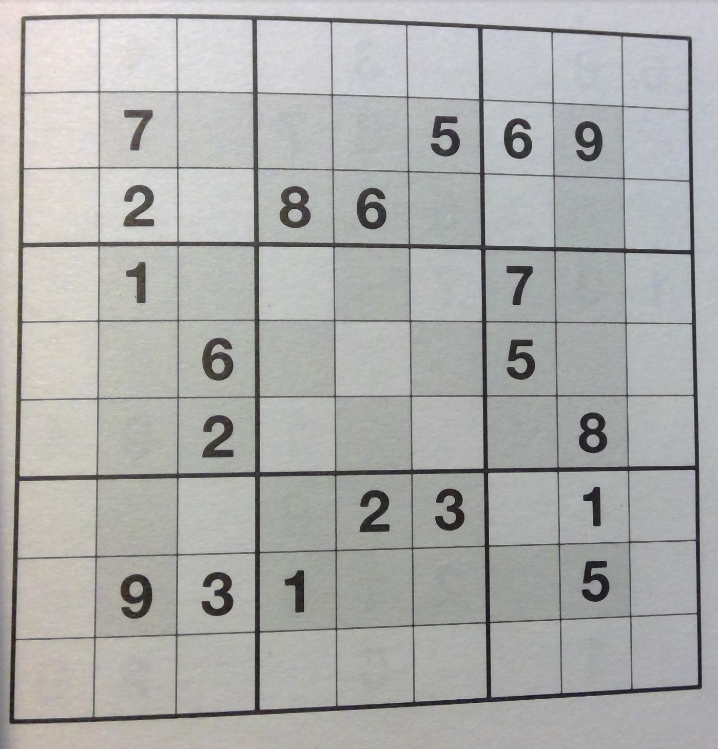 Found This Challenging - Windmill Sudoku : Sudoku