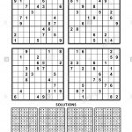 Free Download] Large Print Puzzles Sudoku | Black Book Java
