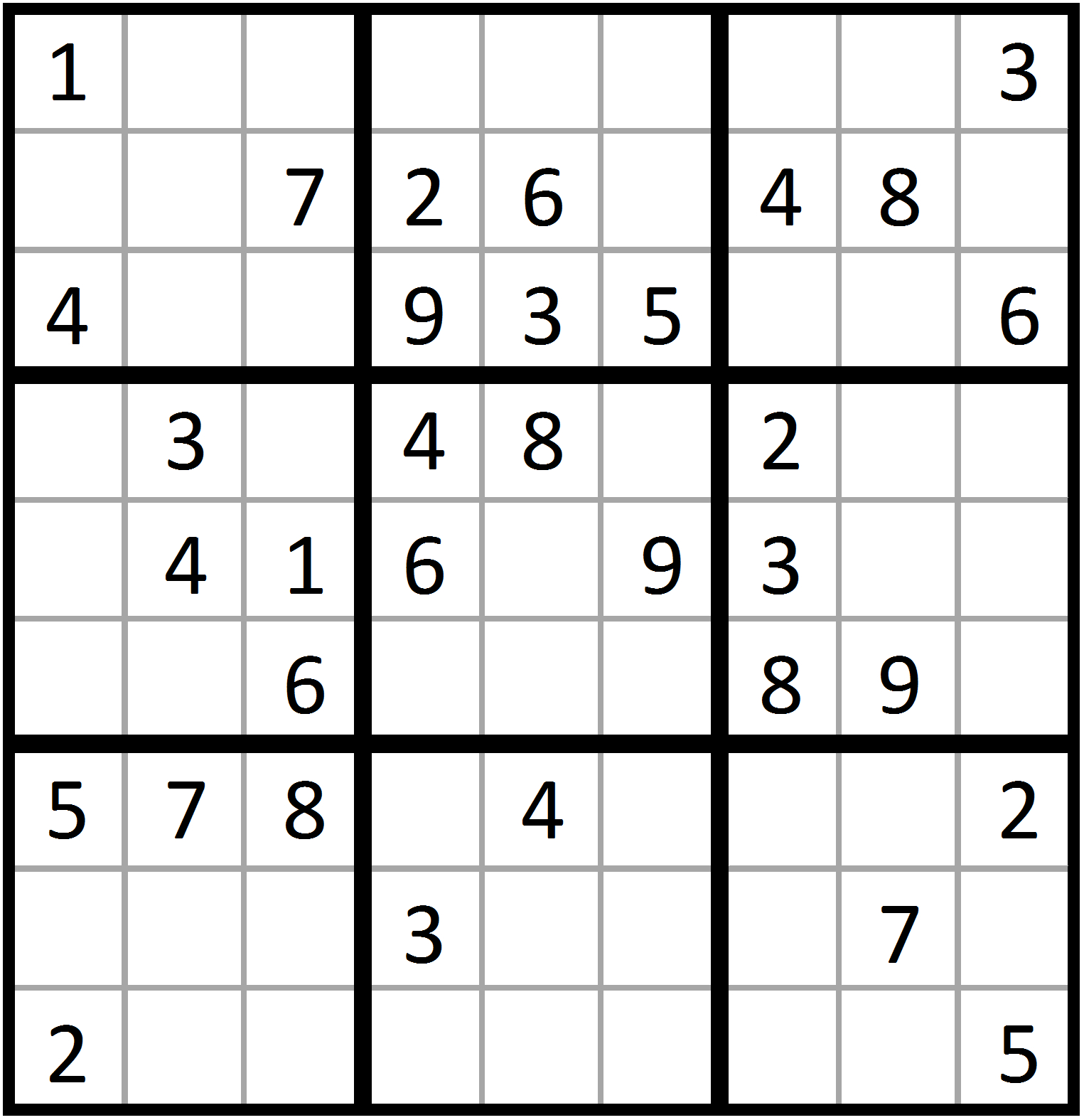 Free Photo: Sudoku - Blank, Numbers, Paper - Free Download
