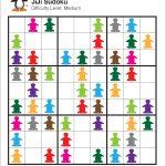 Free Visual Sudoku Puzzles   Celebrate Jiji Day! | Free Math