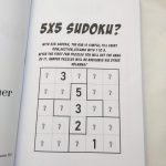 Gabriel Fernandes' Puzzle Collection: 5X5 Sudoku   Vol.1