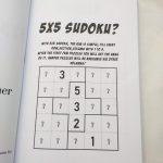 Gabriel Fernandes' Puzzle Collection: 5X5 Sudoku   Vol.1