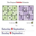 Happy International Sudoku Day! Page A Day
