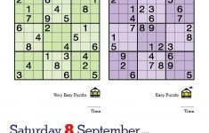 Happy International Sudoku Day! Page-A-Day