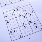 Hard Printable Sudoku Puzzles 6 Per Page – Book 1 – Free
