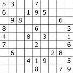 Hard Sudoku Puzzles Volume 1 Hard Sudoku Puzzles For